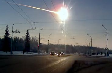 CHELYABINSK METEOR EXPLODED 5 YEARS AGO