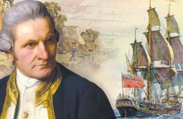CAPTAIN JAMES COOK'S 290 ANNIVERSARY