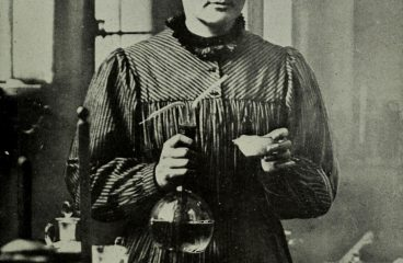MARIE CURIE'S 150 ANNIVERSARY