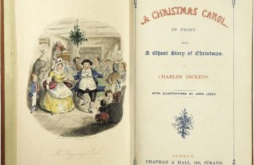 A CHRITSTMAS CAROL FIRST PUBLISHED 175 YEARS AGO